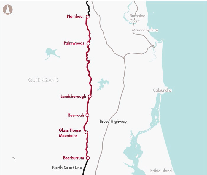 Beerburrum to Nambour Rail Upgrade