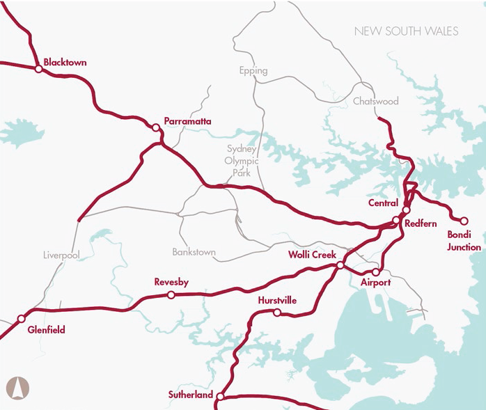30_Sydney rail network capacity