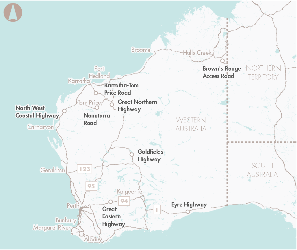 Improve Road Access to remote WA communities