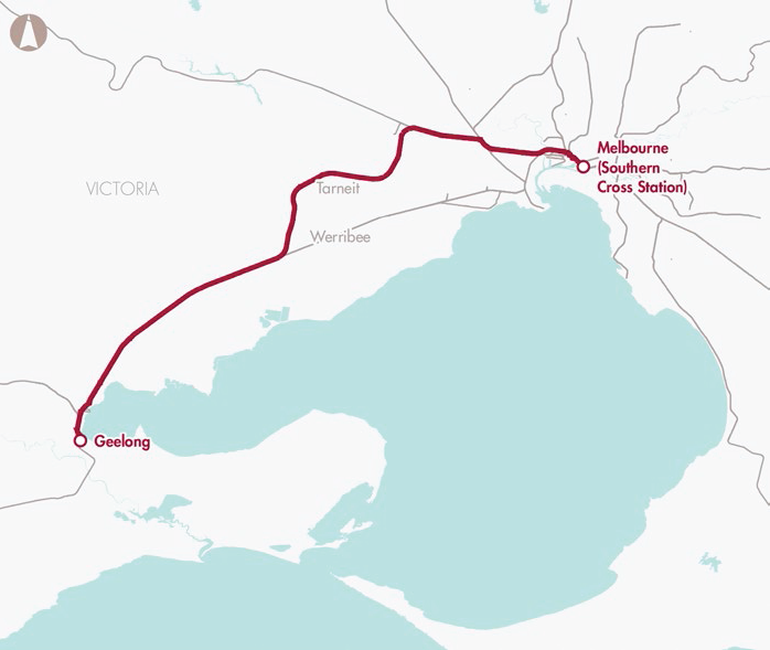 83_Melbourne-Geelong rail capacity enhancement